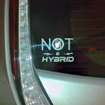 Not A Hybrid